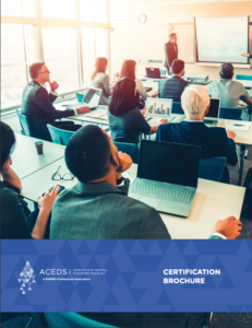 CEDS Certification Brochure Cover